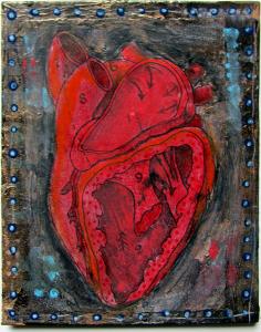 arty heart